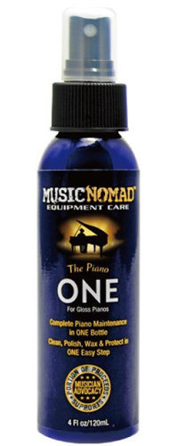 View larger image of Music Nomad The Piano One All-in-1 Cleaner, Polish & Wax for Gloss