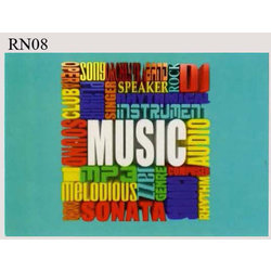 Music Note Cards - 10 Box