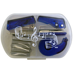 Music Note Stationery Kit