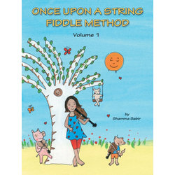 Once Upon a String Fiddle Method - Volume 1