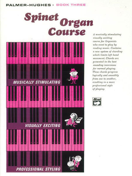 View larger image of Palmer-Hughes Spinet Organ Course, Book 3