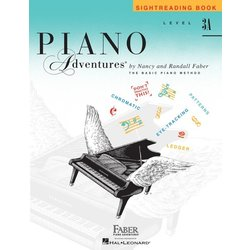 Piano Adventures Level 3A - Sightreading Book
