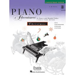 Piano Adventures Level 3B - Christmas Book