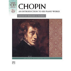 An Introduction to His Piano Works (Chopin) w/CD