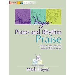 Piano & Rhythm Praise w/CD