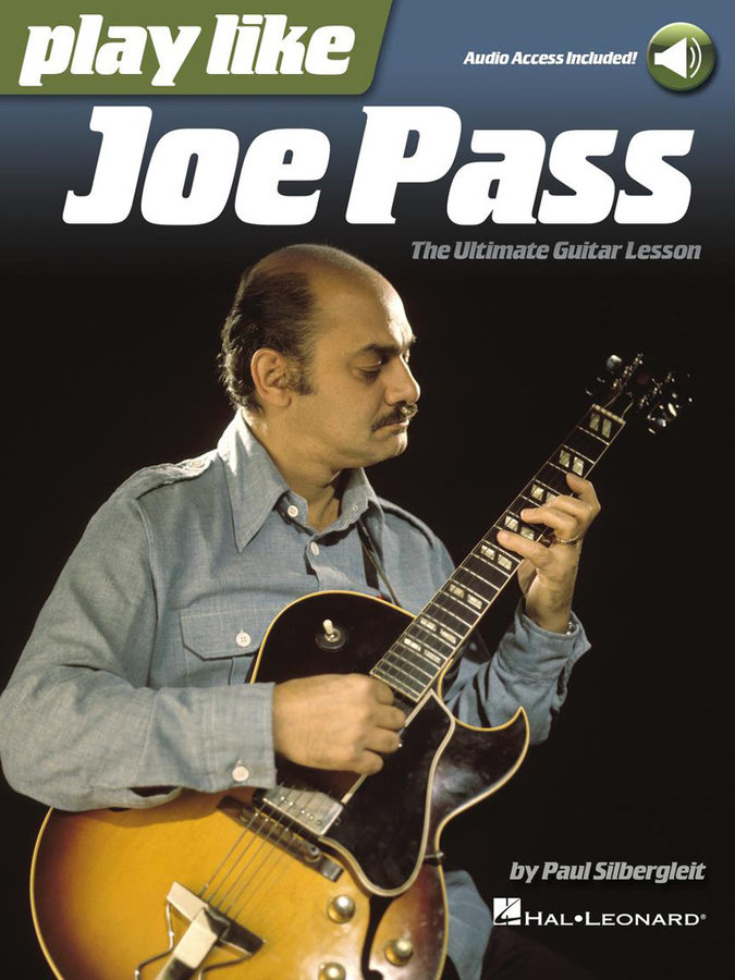 View larger image of Play Like Joe Pass: The Ultimate Guitar Lesson (TAB, OA)
