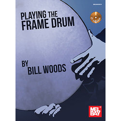 Music: Playing the Frame Drum (Book/CD Set)