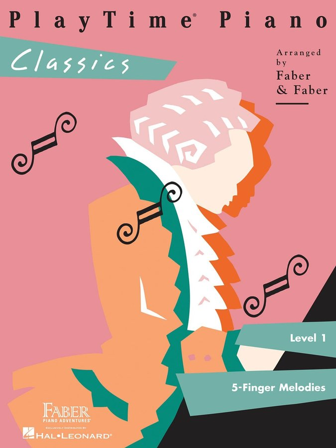 View larger image of Playtime Piano Level 1 - Classics