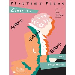 Playtime Piano Level 1 - Classics