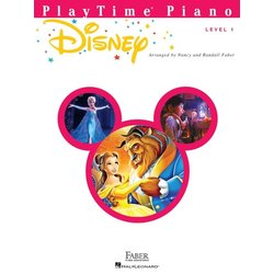 PlayTime Piano Level 1 - Disney
