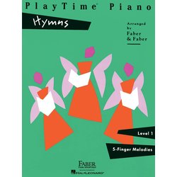 PlayTime Piano Level 1 - Hymns