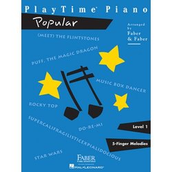 PlayTime Piano Level 1 - Popular