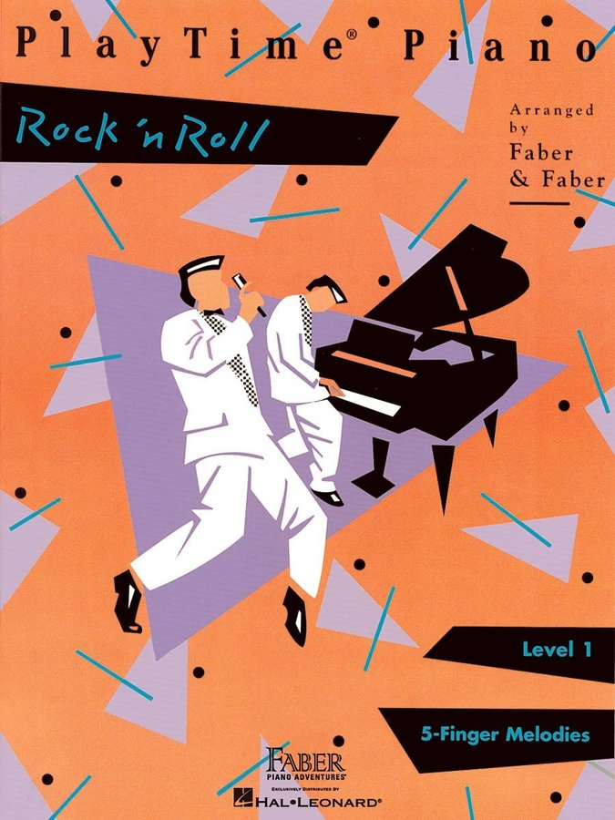 View larger image of PlayTime Piano Level 1 - Rock 'n Roll