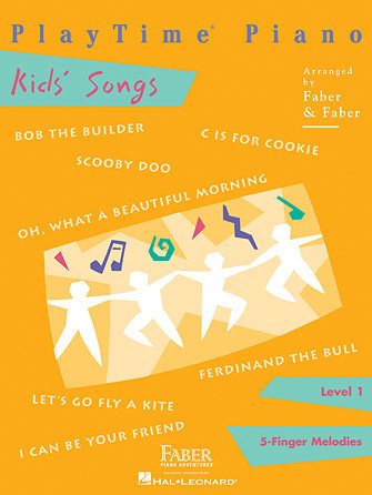 View larger image of PlayTime Piano Level 1 - Kids Songs