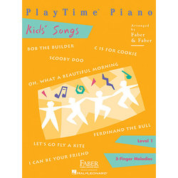 PlayTime Piano Level 1 - Kids Songs