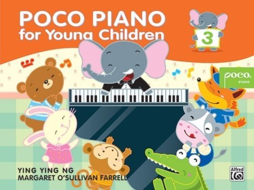View larger image of Poco Piano for Young Children, Book 3