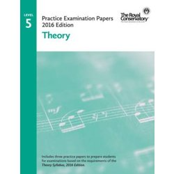 Practice Exam Papers 2016 - Level 5 Theory