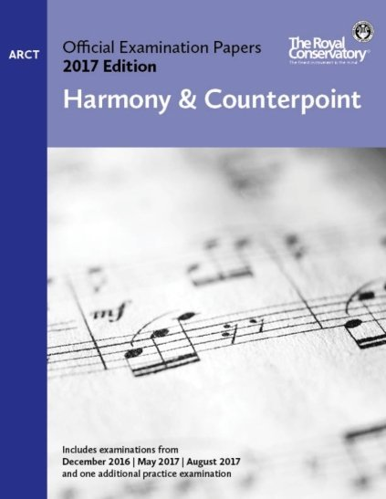 View larger image of Practice Exam Papers 2017 - Level ARCT Harmony & Counterpoint
