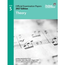 Practice Exam Papers 2017 - Level 5 Theory
