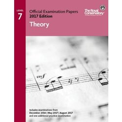 Practice Exam Papers 2017 - Level 7 Theory