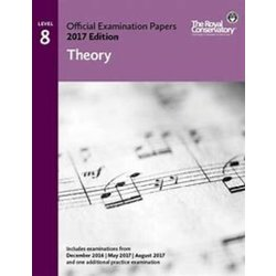 Practice Exam Papers 2017 - Level 8 Theory