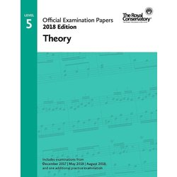 Practice Exam Papers 2018 - Level 5 Theory