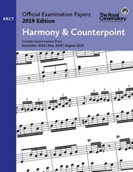 View larger image of Practice Exam Papers 2019 - Level  ARCT Harmony & Counterpoint