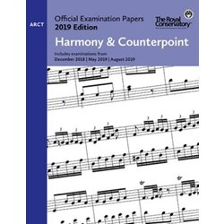 Practice Exam Papers 2019 - Level  ARCT Harmony & Counterpoint