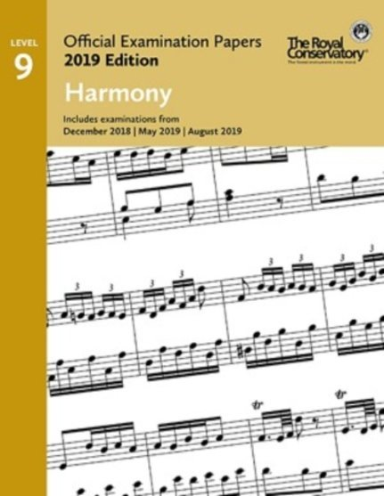 View larger image of Practice Exam Papers 2019 - Level 9 Harmony