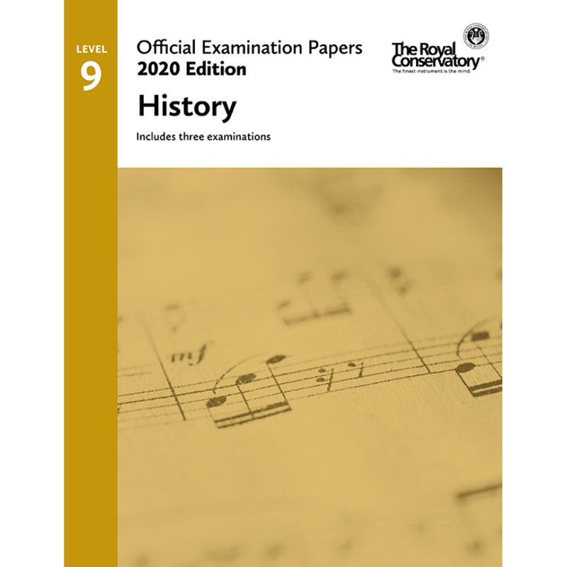 View larger image of Practice Exam Papers 2020 - Level 9 History