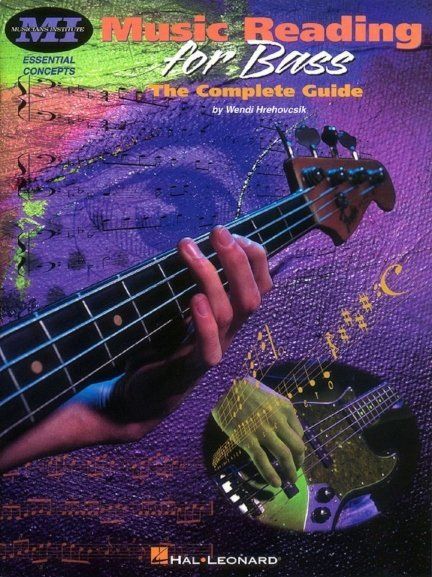 View larger image of Music Reading For Bass - The Complete Guide