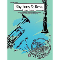 Rhythms & Rests - Auxiliary Percussion