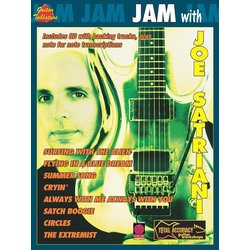 Jam with Joe Satriani w/CD