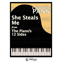 She Steals Me from the Piano's 12 Sides - Piano