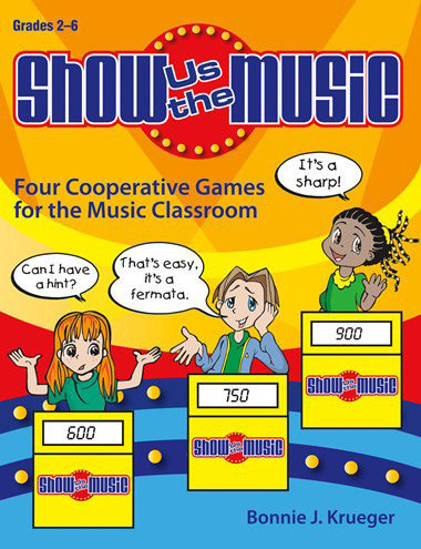 View larger image of Show Us the Music (Games/Reproducible)