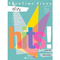 ShowTime Piano Level 2A - Hits