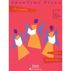 ShowTime Piano Level 2A - Hymns