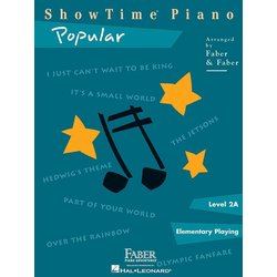 ShowTime Piano Level 2A - Popular
