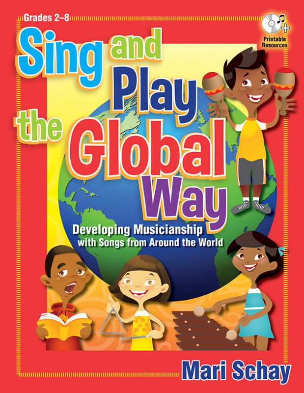 View larger image of  Sing and Play the Global Way - w/CD