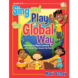 Sing and Play the Global Way - w/CD