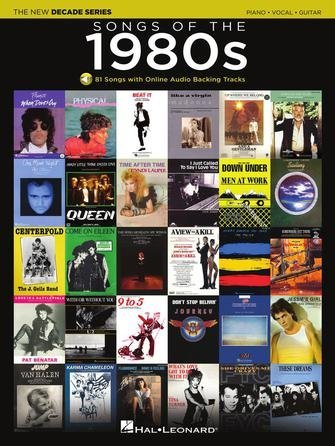 View larger image of Songs of the 1980s -The New Decade Series (PVG) w/Online Audio