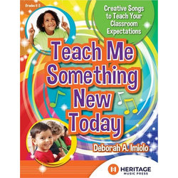 Teach Me Something New Today- K-3