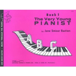 The Very Young Pianist (Bastien) - Book 1