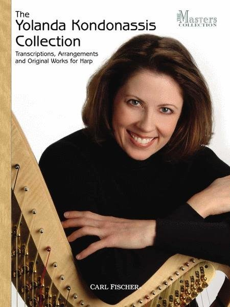 View larger image of The Yolanda Kondonassis Collection (Solo Harp)