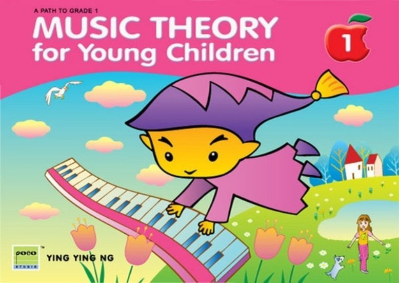 View larger image of Music Theory for Young Children, Book 1 (Second Edition)