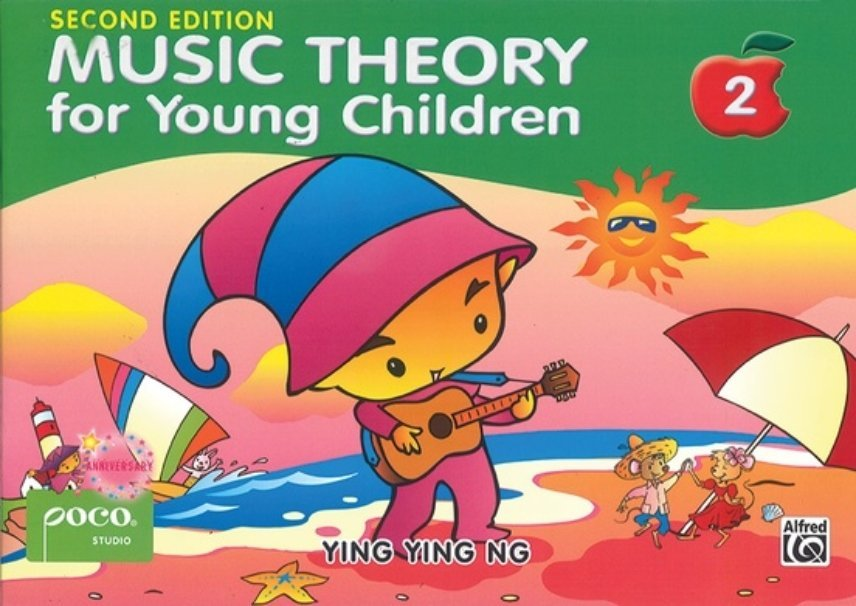 View larger image of Music Theory for Young Children, Book 2 (Second Edition)