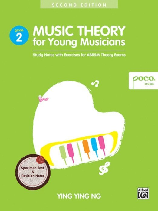 View larger image of Music Theory for Young Musicians, Grade 2