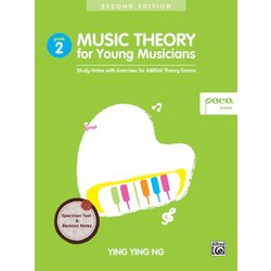 Music Theory for Young Musicians, Grade 2
