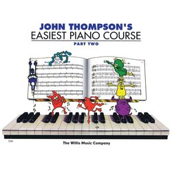Thompson Easiest Piano Course - Part 2
