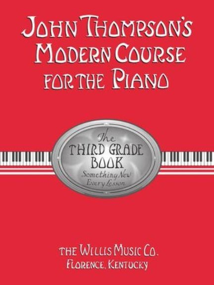 View larger image of John Thompson's Modern Course For The Piano - Third Grade